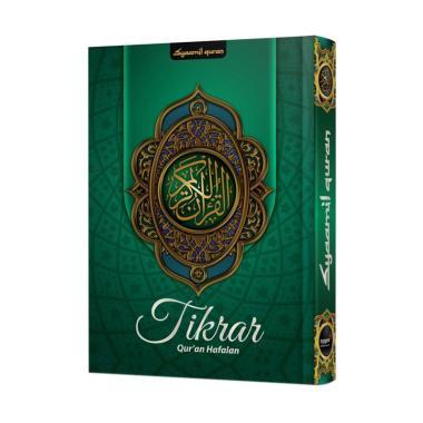 Syaamil Al Quran Tikrar Hafalan A5 - Hijau