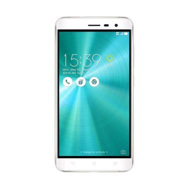 Asus Zenfone 3 ZE520KL Smartphone - White [32GB/ RAM 3GB]