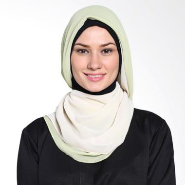 Tatuis Pashmina Damour 052 Pashmina Hijab - Green