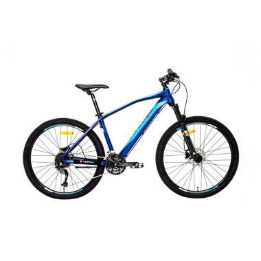 Thrill Vanquish 1.0 27.5X17AFMT Sepeda MTB - Dark Blue