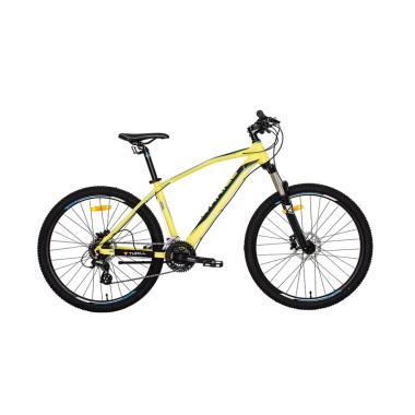 Thrill Vanquish 3.0 27.5X16AFMT Sepeda MTB - Yellow
