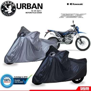 harga Cover Motor Kawasaki KLX 100% Waterproof / Aksesoris Motor KLX SILVER Blibli.com