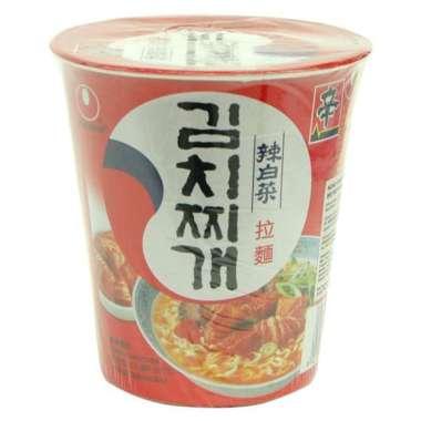 harga N-S (Chn) Kimchi Ramyun Cup 70 Gr Blibli.com