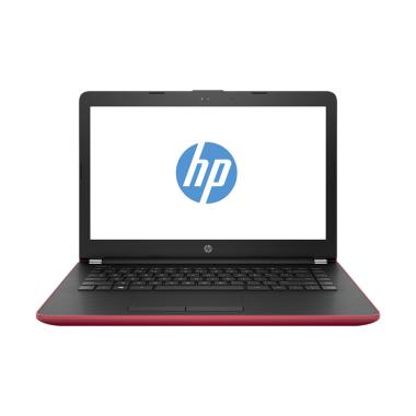 HP 14-BS004TU Notebook - Red [Intel ... 60/RAM 4GB/HDD 500GB] Red