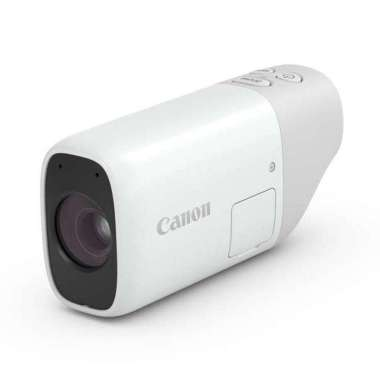 Pre Order - Canon PowerShot ZOOM Digital Camera White