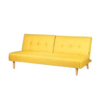 Ivaro Lake Sofa Bed - Yellow