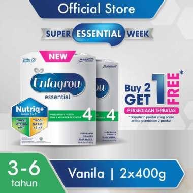 Medan - Buy 2 Get 1 Free Enfagrow Essential 4 Vanila Susu Formula [400 g]