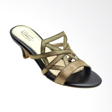 Pastele Novena Sandal Wanita - Gold