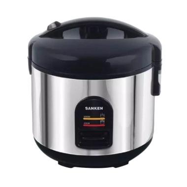 Sanken SJ-135H Tradisional Rice Cooker - Hitam [1 L]