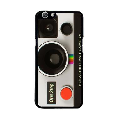Acc Hp Vintage Polaroid Camera Z007 ... or Oppo F1S or A59 - Grey
