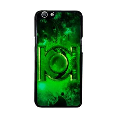 Acc Hp Lantern Symbol Z0137 Custom Casing for Oppo F1S A59 - Green