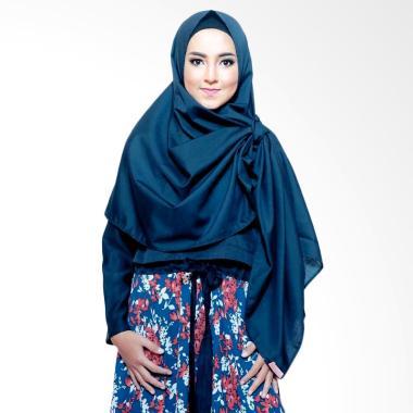 Quillavers Artemis Hijab Instant - Navy