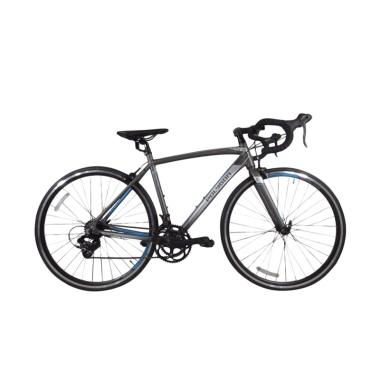 Polygon 700c Strattos S1 2018 Sepeda Roadbike - Grey