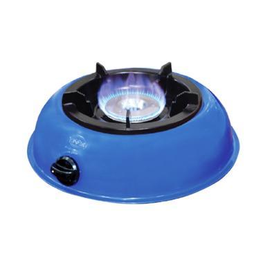 Hock 100MD Mutiara Deluxe Kompor Gas - Blue