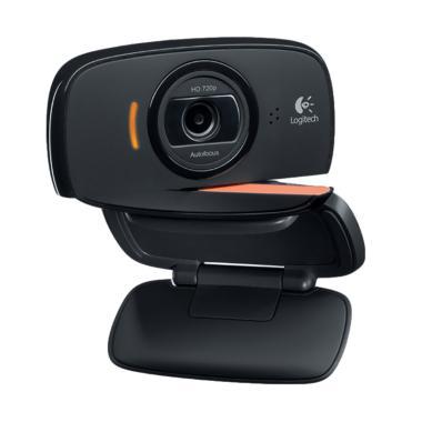 Webcam Logitech B525 HD For Laptop - Notebook - Komputer PC