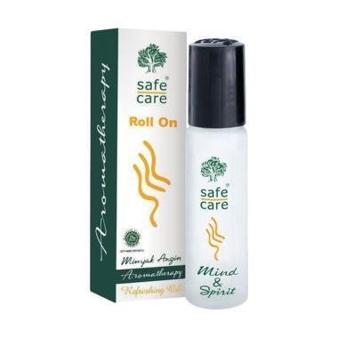 PROMO 2 PCS Safecare Roll On Aromatherapy [10 mL]