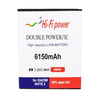 Hifi Battery Double Power for Xiaomi Redmi Note 2 ...