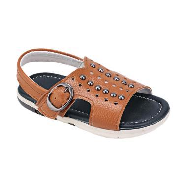 Syaqinah 226 Sandal Anak Perempuan - Coklat