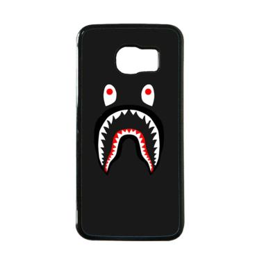 Cococase Bape Shark Logo J0124 Casing for Samsung Galaxy S6