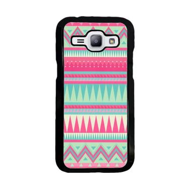 Acc Hp Aztec Wallpaper X0044 Custom Casing for Samsung J1 Ace