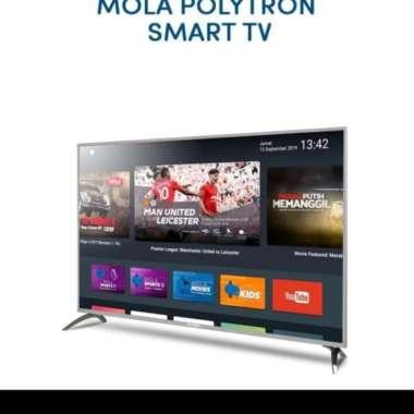 harga LED TV POLYTRON 32 INCH SMART PLD-32AD1508 MOLA TV (Kode 004) multicolor Blibli.com