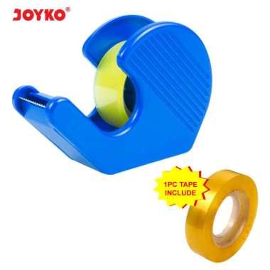 harga Tape Cutter Tape Dispenser Pemotong Pita Perekat Joyko TC-117 Blibli.com