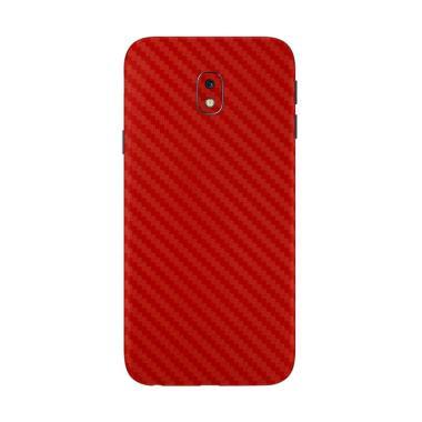 9Skin Premium Red Carbon Skin Prote ... g Galaxy J3 Pro 2017 [3M]