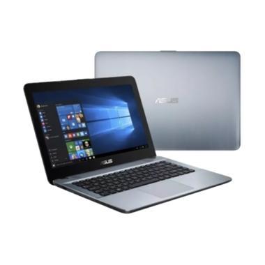 Asus X441BA-GA902T Laptop -Silver [ ... DR4/Radeon R5/Win 10/14