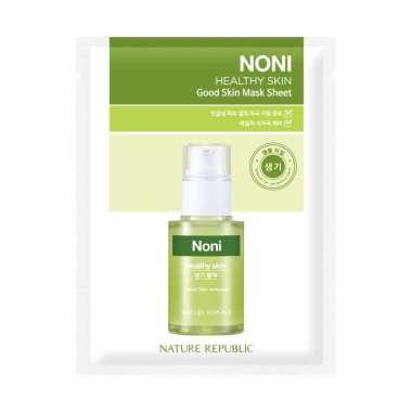 harga NATURE REPUBLIC Good Skin Mask Sheet NONI Blibli.com