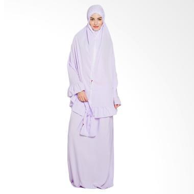 Rabu Cantik - Tatuis Anya Rossane Allura 060 Mukena - Purple