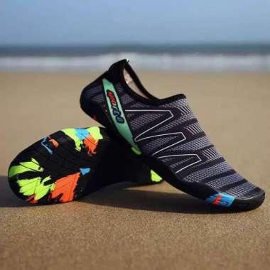 harga Sepatu Pantai Pria Dan Wanita Sepatu Sandal Diving Shoes Snorkeling Semua Ukuran Multicolor Blibli.com