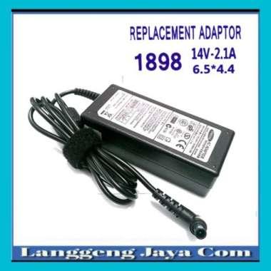 harga Adaptor samsung LED-Lcd 14V-2.1A jack 6.5*4.4 1898 MULTY COLOUR Blibli.com