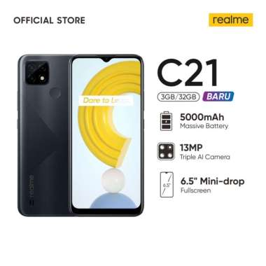 harga Realme C21 3/32 Blibli.com