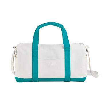 Mini Colour Block Duffle Bag