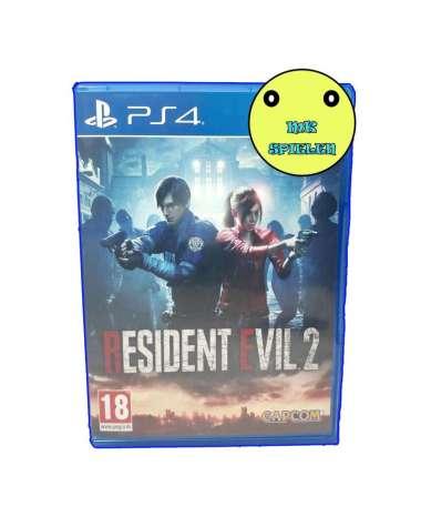 harga Game PS4 Resident Evil 2 Remake Blibli.com