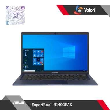 harga ASUS ExpertBook B1400CEAE-EK3450T i3-1115G4 4GB 51GB Intel UHD Windows 10 Blibli.com