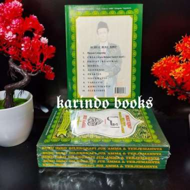 harga Buku iqro plus juzamma kecil cd lengkap,iqro bendel ORIGINAL murah Blibli.com