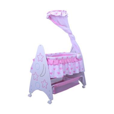 Pliko B161R Deluxe Baby Box Tempat Tidur Bayi