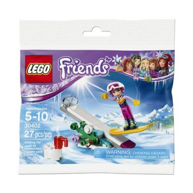 LEGO 30402 Friends Polybag Snowboard Tricks Blocks & Stacking Toys