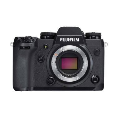 Fujifilm X-H1 Kamera Mirrorless - Black [Body Only]