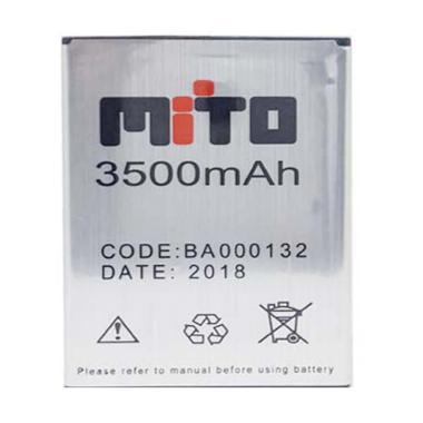 harga Mito BA-00132 Double Power Baterai Handphone for Mito A880 A990 Blibli.com