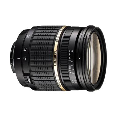 Tamron SPAF 17-50mm F/2.8 XR Di II  ... ikon + ( FREE UV Filter )