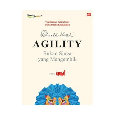 harga Gramedia Agility: Bukan Singa yang Mengembik Buku Blibli.com