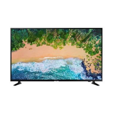 Samsung UA50NU7090 LED TV - Hitam [50 Inch] FREE Soundbar HW-M360