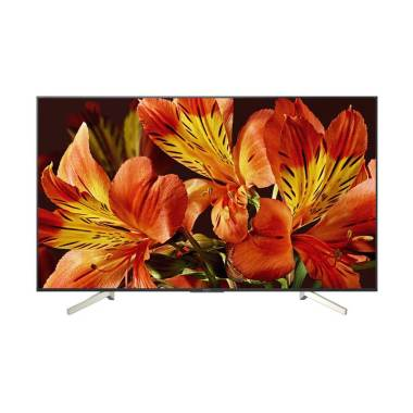 SONY KD-65X8500F Android Smart TV - Hitam [LED/ UHD 4K HDR]