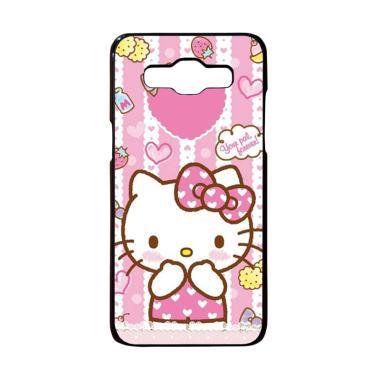 harga Bunnycase Hello Kitty Candy Pink L1944 Custom Hardcase Casing for Samsung Galaxy J2 Prime Blibli.com