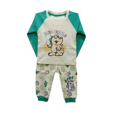 STB Kids Dino Baju Tidur Bayi Laki-Laki