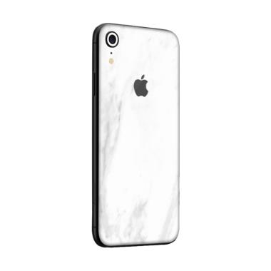 Exacoat Skin Protector for iPhone XR - Marble White