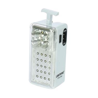 Lightspro LP520 Lampu Emergency - Putih