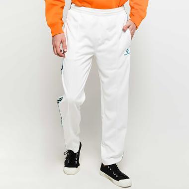 check out 1ecc3 d820a Converse Colored Star Chevron Track Pant Celana Pria - White